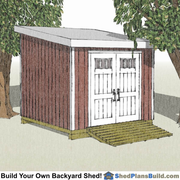 10x12 shed plans for 10x10 house design