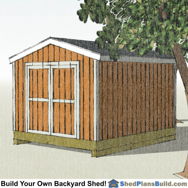 Build Your Own Backyard Shed